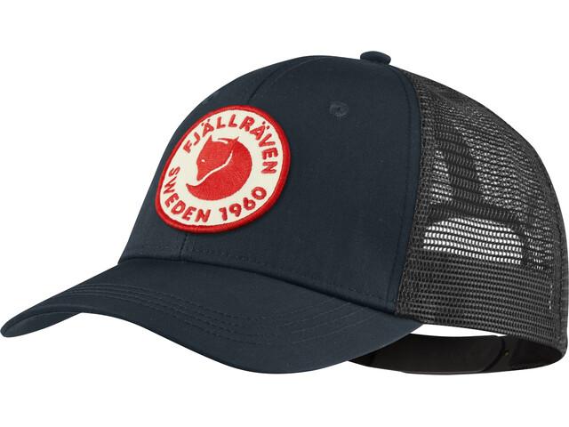Fjällräven 1960 Logo Cappello, blu